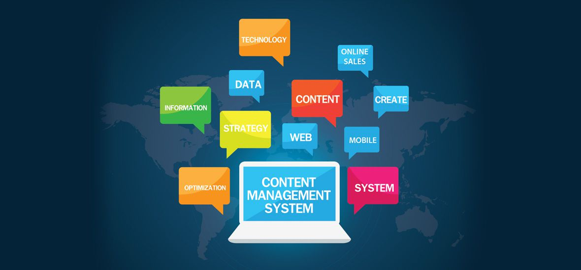 what is content management system in. net